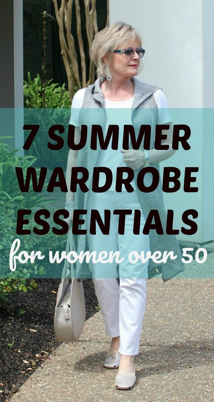 7 Summer Wardrobe Essentials A Well Styled Life Summer Wardrobe Essentials Casual Summer Outfits For Women Midlife Fashion [ 1380 x 736 Pixel ]