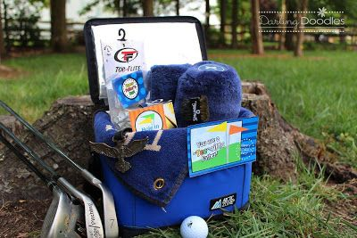 14 best northwoods foundation images on pinterest folk foundation golf gift basket ideas a small cooler golf balls tees towel ball marker visor sunscreen glove golf club covers gift certificate for a fandeluxe Images