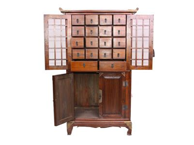 KOREAN FURNITURE | Korea Medicine Cabinet,,Chinese,Reproduction Furniture,Chinese  .