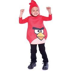 Angry Birds Red Bird Costume - 3T/4T http://www.shopprice.com.au/angry+birds+costume