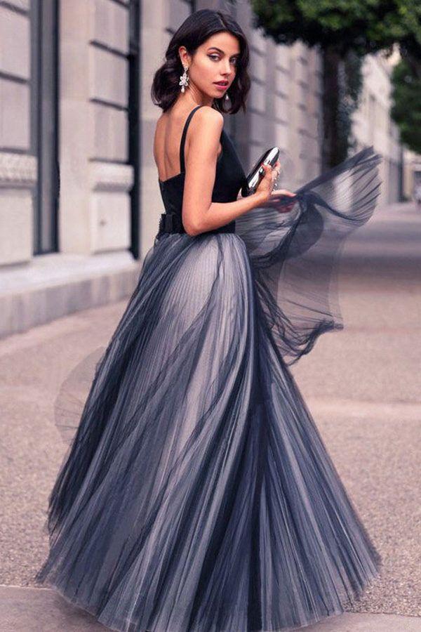 abd9d4c9078 Hualong Back Open Sleeveless Petite Ball Gowns  bridesmaid   bridesmaiddresses  wedding  weddingdresses  dresses  sequindress  prom   party  eveningdresses ...