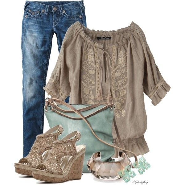 Skinny Jeans for Spring/Summer by stylesbyjoey on Polyvore