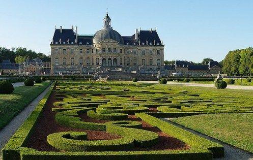 andre le notre | Vaux-le-Vicomte et André Le Nôtre | André Le Nôtre