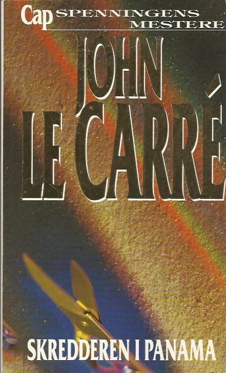 """""""Skredderen i Panama"""" av John Le Carré 'An Espionage Thriller'"""