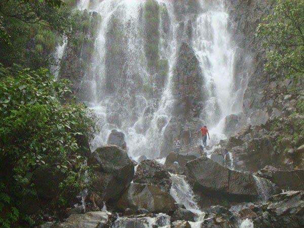 Amboli - Water fall