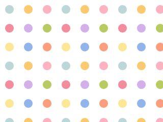 decoracion a lunares de colores para baby shower - Buscar con Google