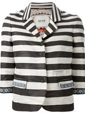 Базар Deluxe - полосатый пиджак