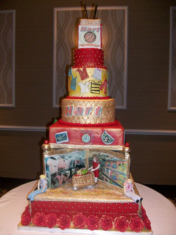 25 Best Corporate Cakes Images On Pinterest