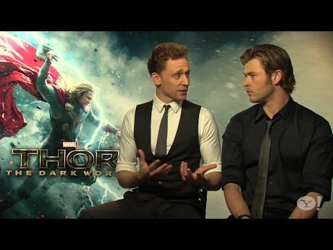 Thor cast: 'Humour is unbelievably important to Marvel movies' [HD 720P] (x)