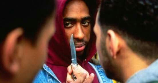 Juice. Tupac