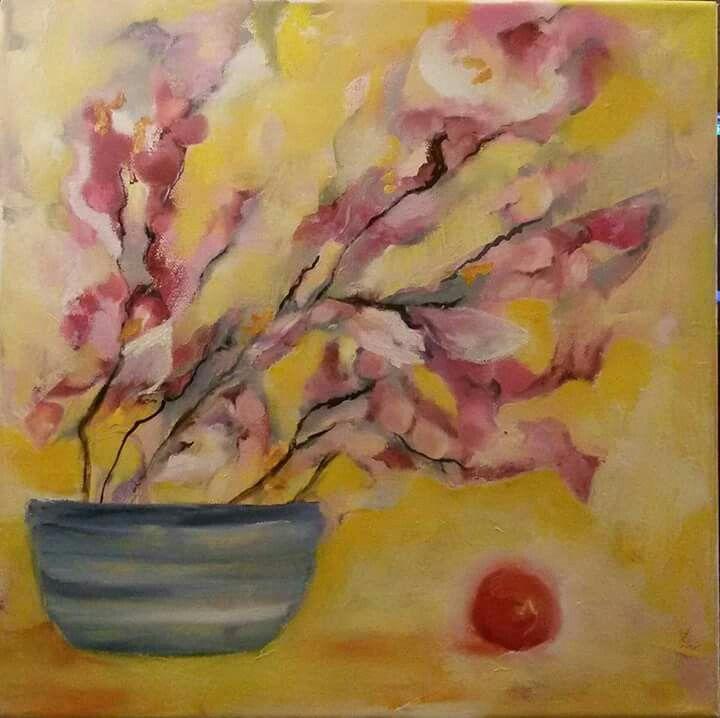 Květináč s koulí