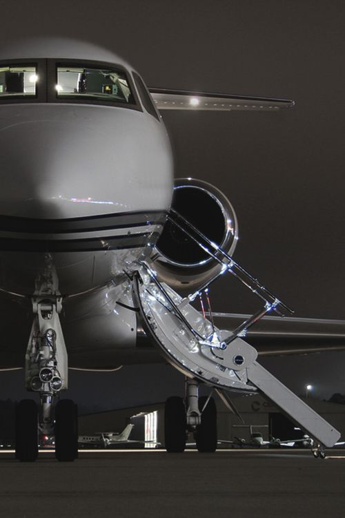 Luxury Private Jet ~ seirra echo