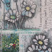 Anne Brooke textile artist sketchbook page