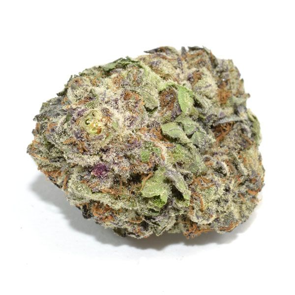 The lineage behind Purple Space Cookies is a bit mysterious. There are a couple of different strains that seem to go by the name Purple Space Cookies. One of the most impressive is a sativa dominant hybrid bud born and bred in British Columbia.