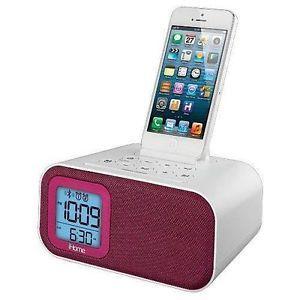 iHome Alarm Clock: Audio Docks & Mini Speakers | Christmas....iphone 5