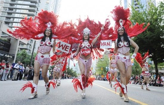 Canada Day 2012 in Vancouver: Top 10 Canada Day Events & Celebrations