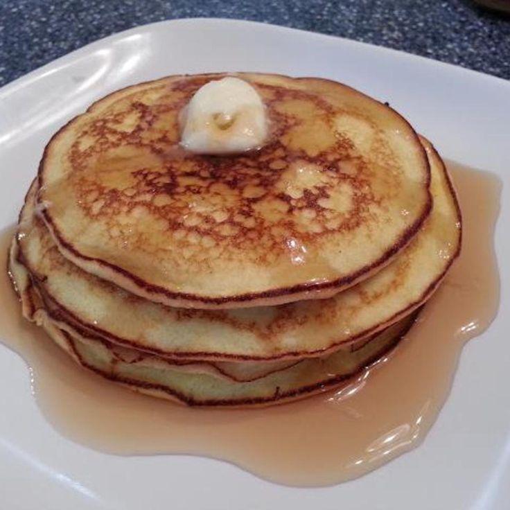 Low Carb Flourless Ricotta Cheese Pancakes
