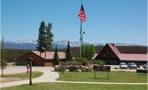 Snow Mountain Ranch near Winter Park, Colorado.  Rocky Mountain retreat center and location of the Body and Movement Program.