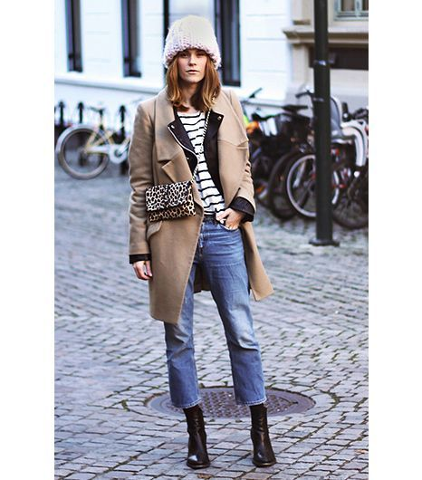 How To Stay Warm and Still Look Cute: A Street Style Guide via @WhoWhatWearUK