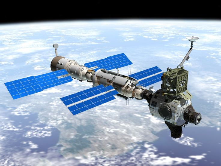 China's Space Station Will Fall Back to Earth