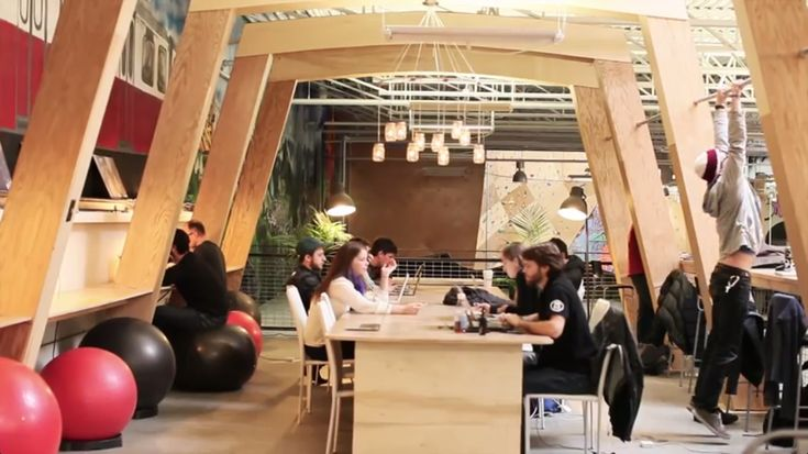 The Future of Workspace Is Here