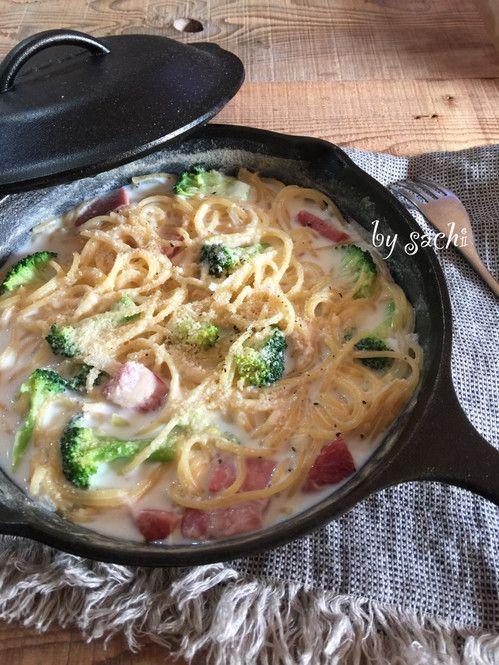 忙しい日だってご飯は美味しいものが食べたい。大好きなパスタが簡単に作れたら嬉しいですよね。そこで、今回はワンポットで作れちゃう超簡単なパスタレシピをご紹介します!
