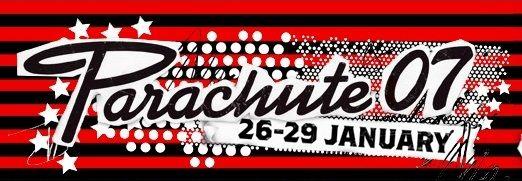 Parachute Music Festival Logo 2007. parachutemusic.com
