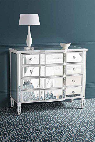 MY Furniture Meuble en miroir gamme LEONORE EUR 715