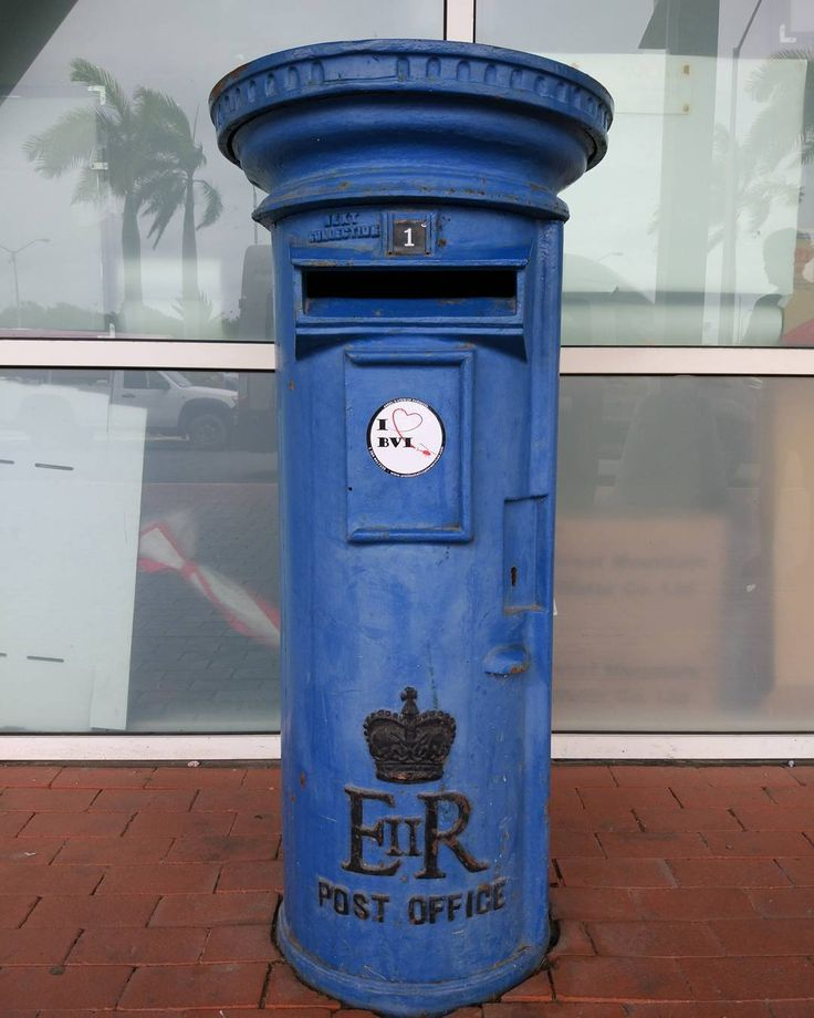 Anyone know where you can find this British post box. www.SailChecker.com #doingsomethingamazingwithsailing
