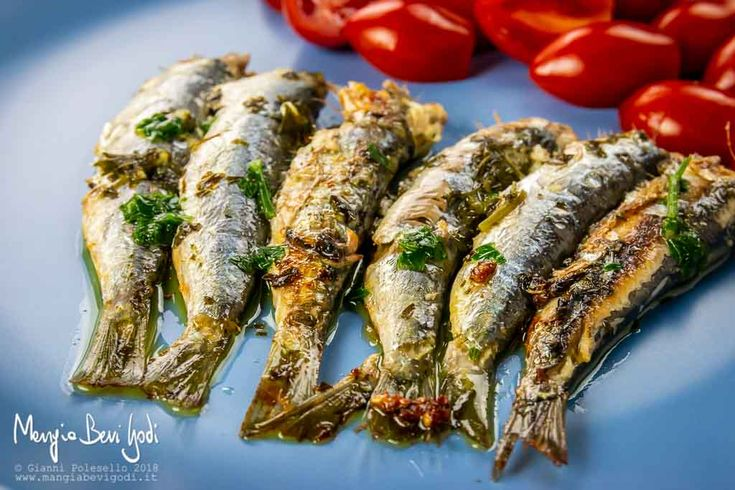 Ricette light: sardine in umido | Pourfemme