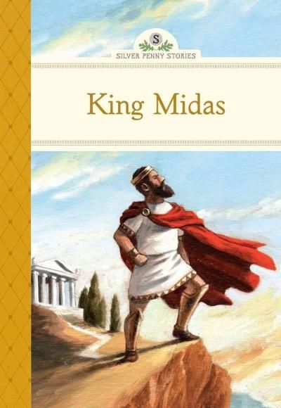 Although King Midas is a kind man, he always wants MORE: more jewels, more silver, more gold. So when's he's granted a wish for doing a good deed, he asks that everything he touches turn to gold. But