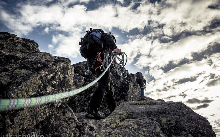Gerlach peak on I love climbing