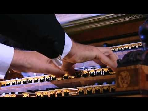 J.S. Bach - Toccata and Fugue in D minor BWV 565   Johann Sebastian Bach is certainly the greatest composer of all time, I think everyone ...