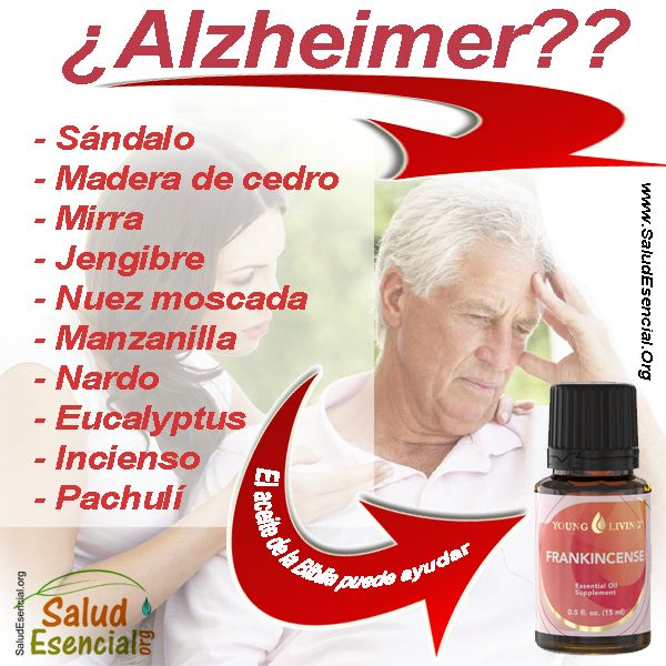 Alzheimer Aceites Esenciales Young Living