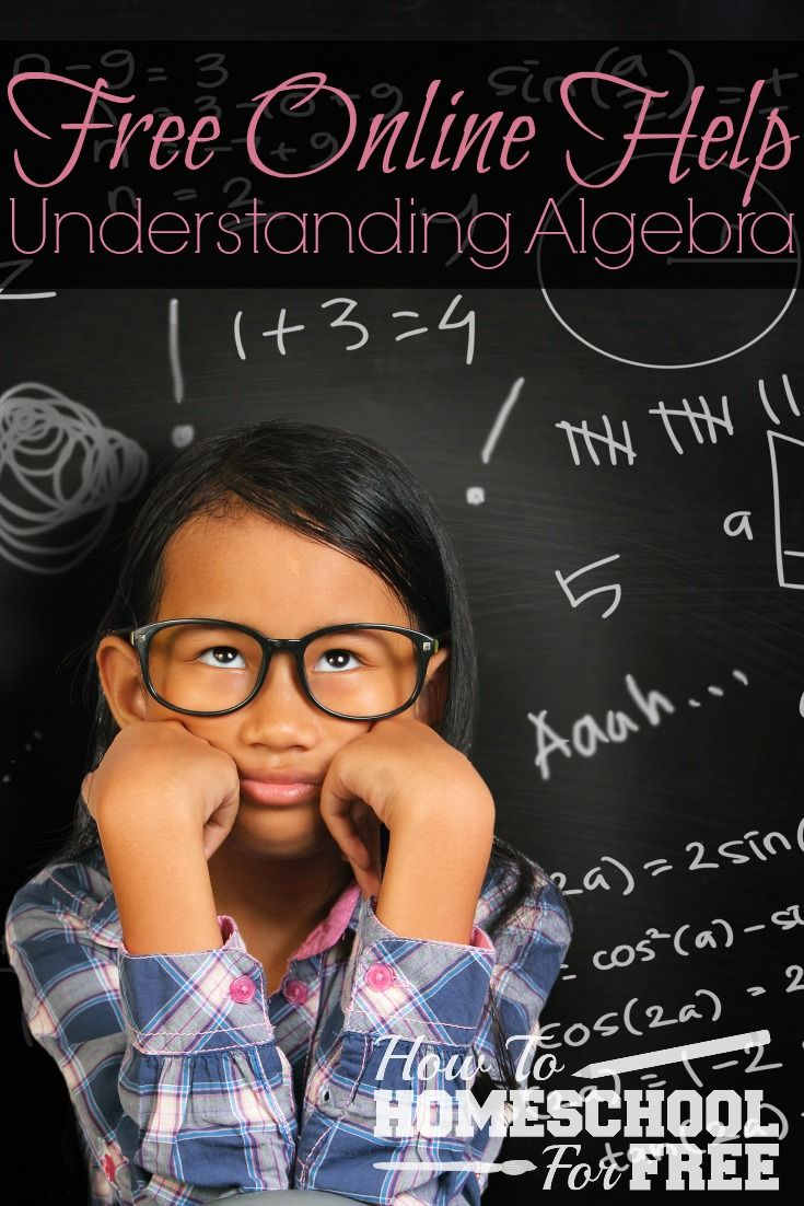 Does your student need some extra help with Algebra? Check out this FREE resource to help your student pull through! via @survivingstores