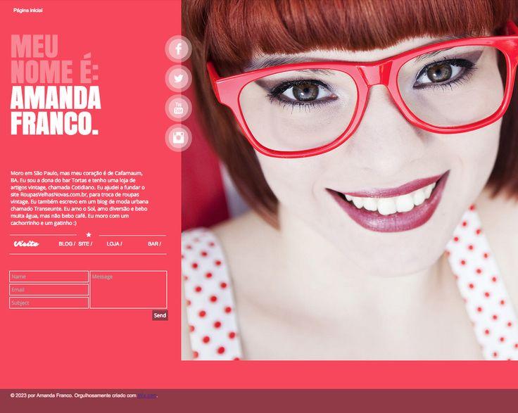 36 best CV images on Pinterest Creative curriculum, Creative cv - resume online template