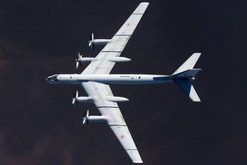 RF-94124 - Russia - Air Force Tupolev Tu-95MS photo (2740 views)
