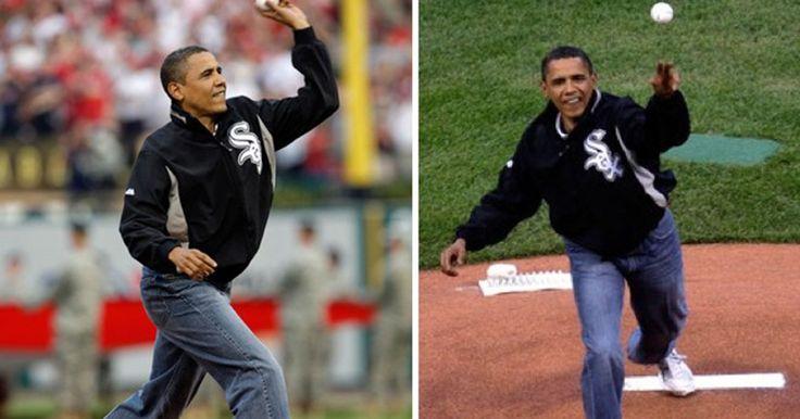 "CNN Politics Publishes Article Praising ""Obama's Jeans Game"""