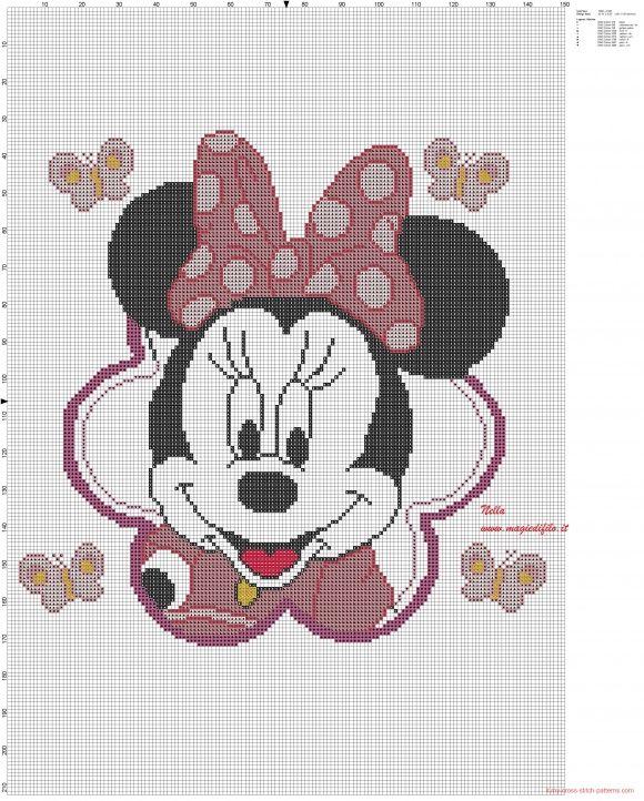 Minnie cuscino (click to view)
