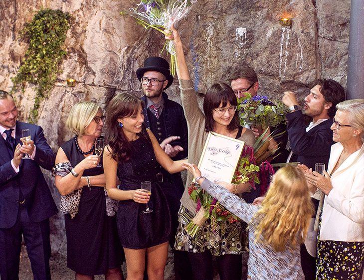 Alla deltagare och juryn tillsammans med vinnaren #helasverigesyr
