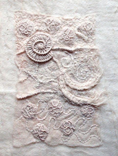 Aventures Textiles: Chassez le naturel, il revient ...
