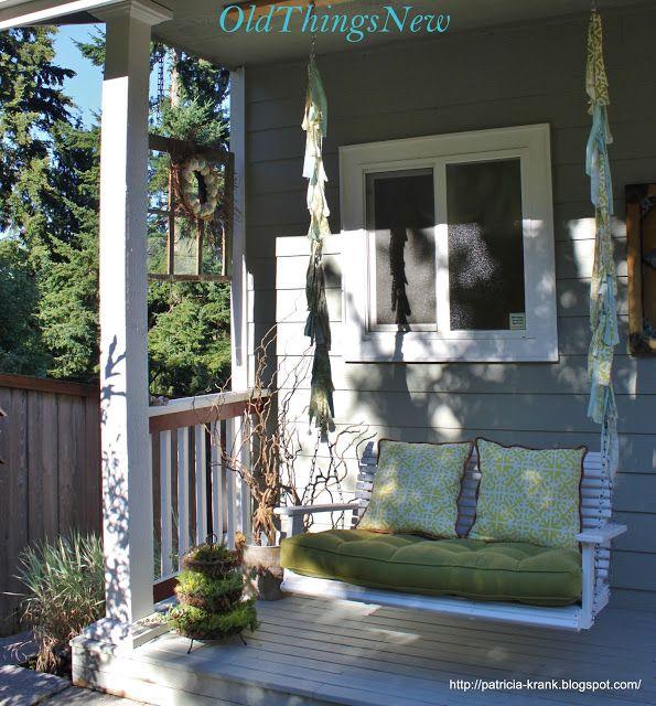 1000 Images About Ideas Pet Decor On Pinterest: 1000+ Ideas About Summer Porch Decor On Pinterest