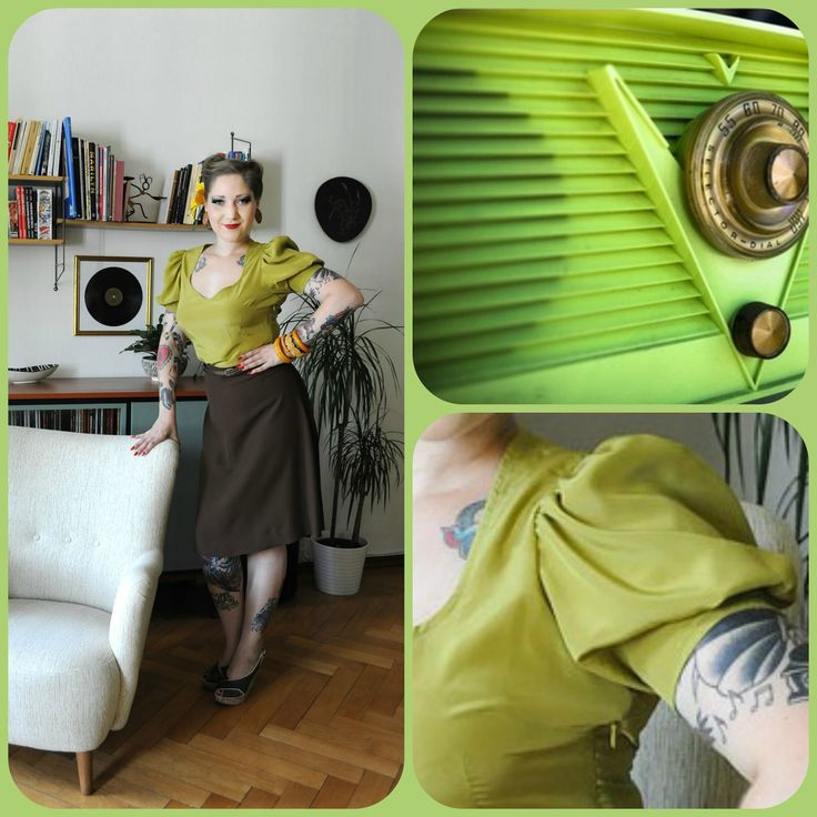 KiwiTop 100%Silk HandMade Super ClothingCostumes!!!Keep it Real!!!Like My Facebook page  Vintage-Vanitè!! https://www.facebook.com/pages/Vintage-Vanit%C3%A8/406666792779032?fref=nf