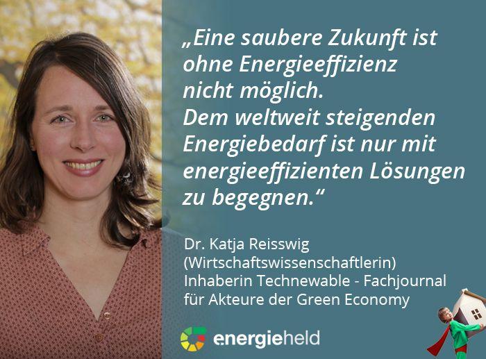 #saubereZukunft #Energieeffizienz