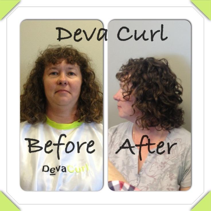 how to deva cut your own hair