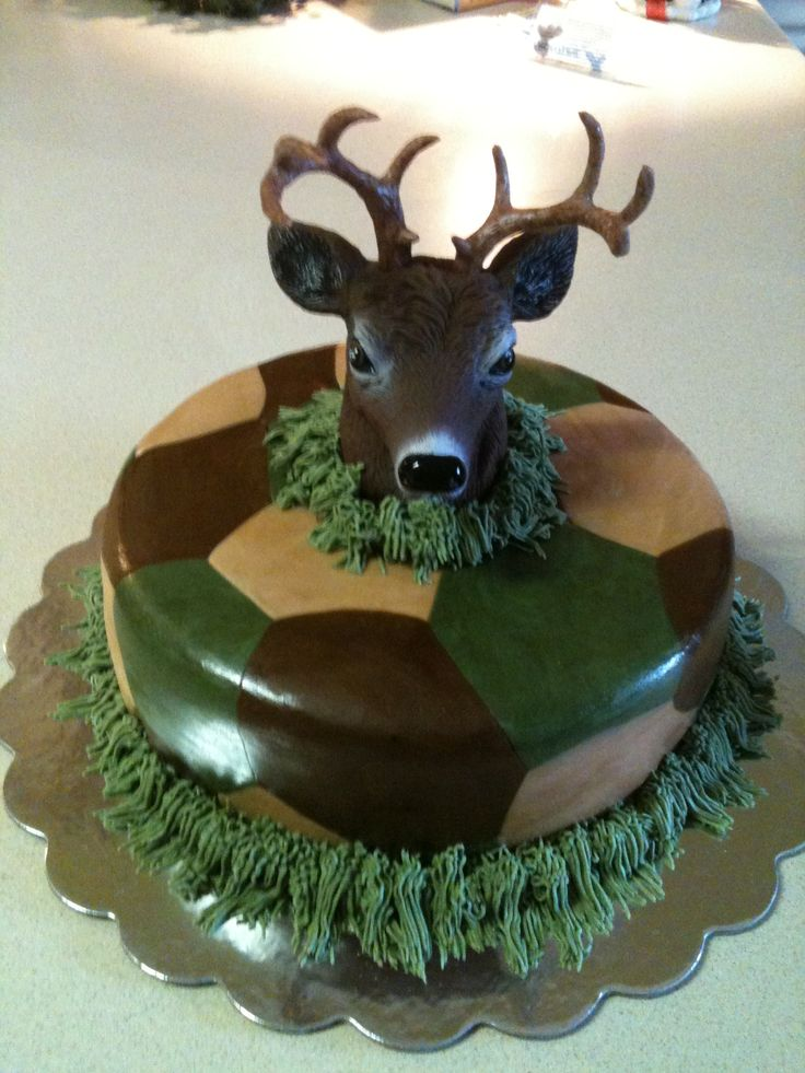 Deer Birthday Cake Pictures