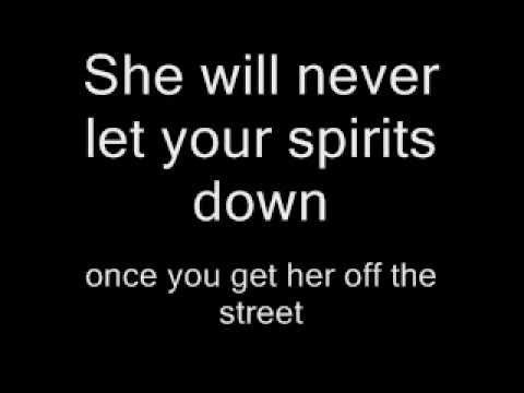 super freak rick james ( lyrics ) --> love this one bcz i remember one day in the car my mouth dropping open whn my mom started singing it  -- reminds me of her & a funny moment! teehee :o)