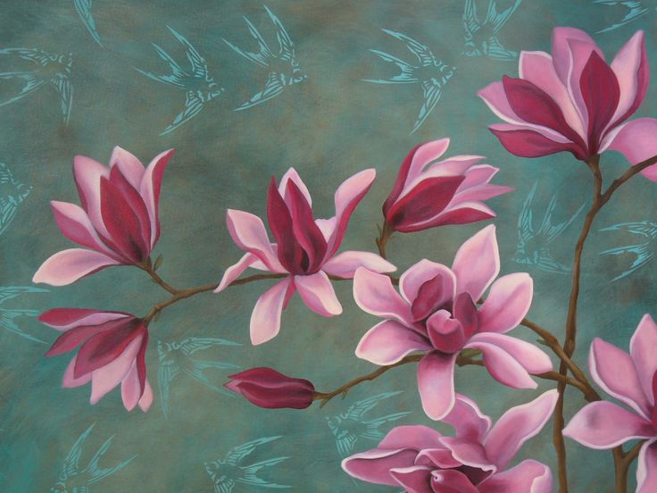 serie de fleur series 2008