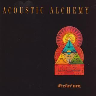 Acoustic Alchemy – Arcanum (1996) GRP Records – Zenekuckó