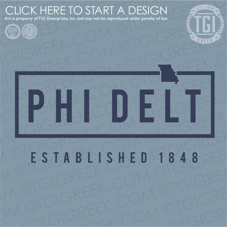 Phi Delta Theta | ΦΔΘ | Summer PR | PR Shirt | Fraternity PR | TGI Greek | Greek Apparel | Custom Apparel | Fraternity Tee Shirts | Fraternity T-shirts | Custom T-Shirts